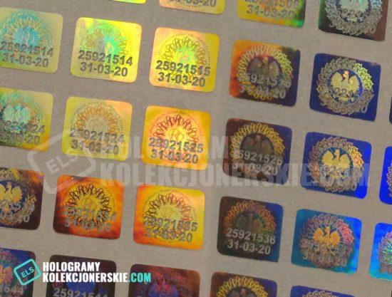 hologramy kolekcjonerskie z allegro, olx, gumtree
