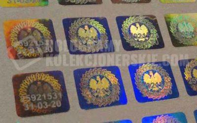 Informacje o hologramach kolekcjonerskich znajdziesz na forum internetowym