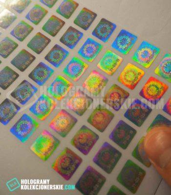 kolekcjonerskie hologramy els