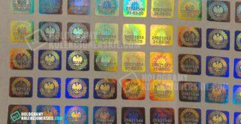 hologramy kolekcjonerskie els